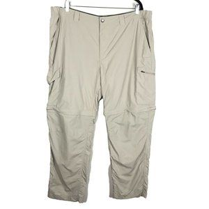 Columbia Omni Shade Cargo Pants Tagged 44x32
